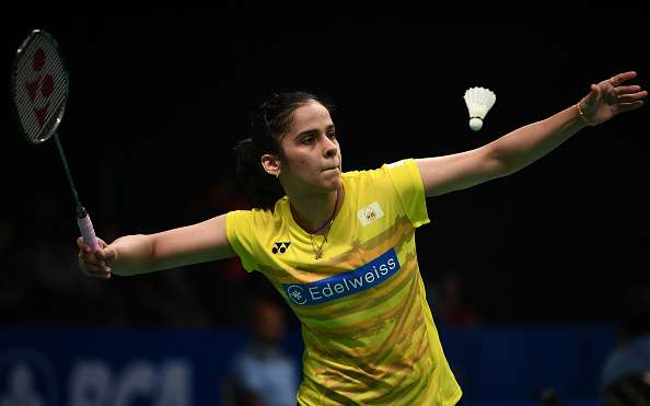 Saina returns to Hyd, Gopi's Academy