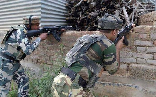 Two Hizbul terrorists killed, 1 arrested during encounter in Kulgam