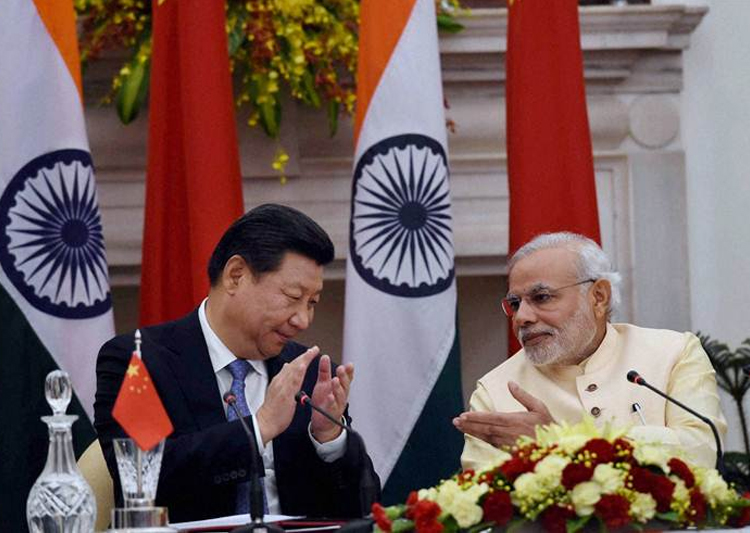 China hints at Modi-Xi bilateral meet