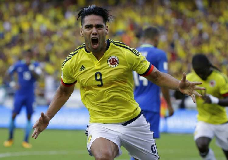 Colombia vs Brazil live streaming free