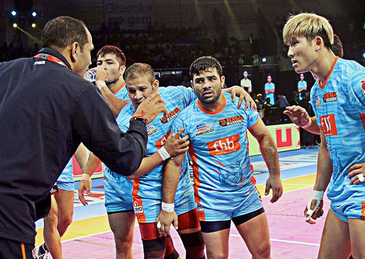 Pro Kabaddi League 2017 Live Streaming of Bengal Warriors vs Patna Pirates