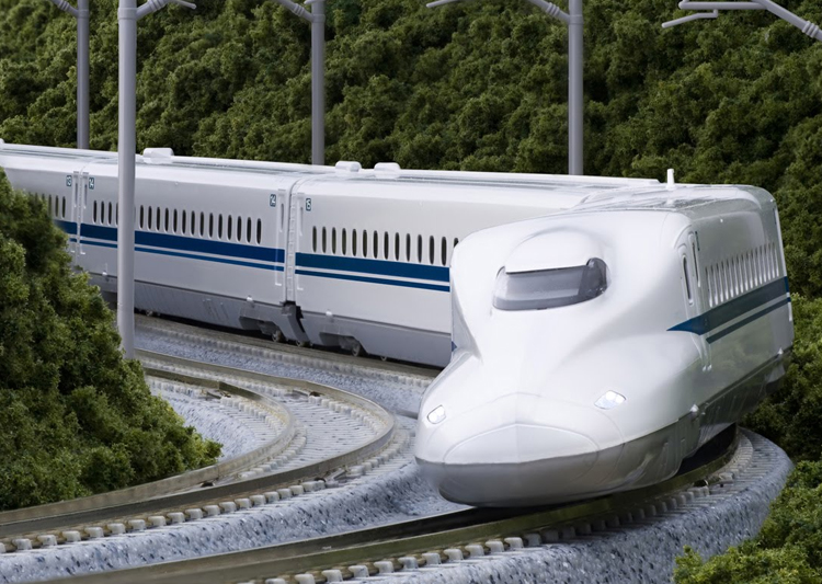 Bullet Train Project Promises High-Speed Travel Between Ahmedabad, Mumbai by 2022