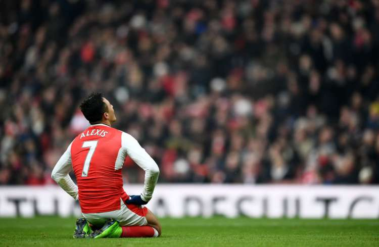 Alexis Sanchez ready to play for Arsenal against Bournemouth