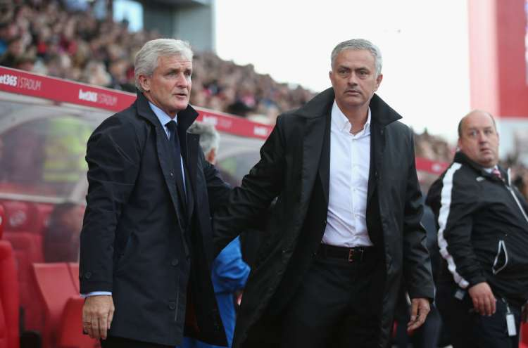 Mourinho plays down Champions League hopes