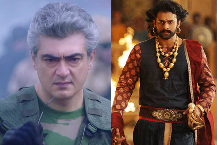 Vivegam Breaks Baahubali's Box Office Records In Chennai Earning Rs 8.50 Crore