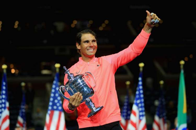 Image result for Nadal continues to top ATP rankings after claiming US Open title