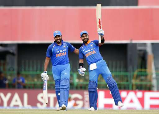 Sri Lanka bat after rain delay, India make four changes