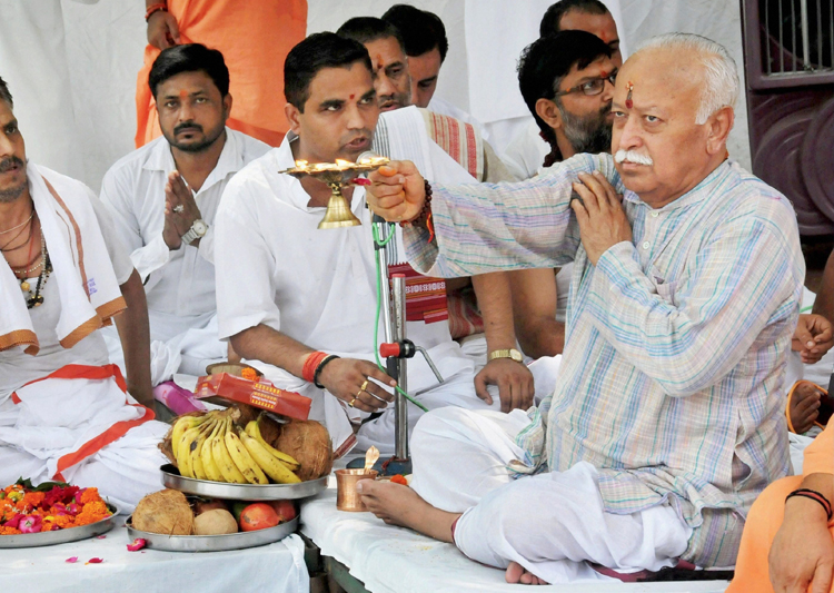 'Hinduness accepts people irrespective of what they eat or wear': Mohan Bhagwat