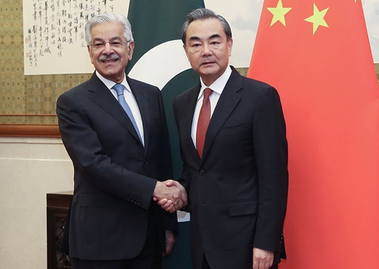 China, Pakistan take swipes at Trump's Afghan policy