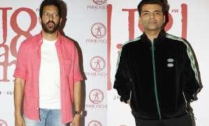 Celebrities like Karan Johar, Kabir Khan, Ashwiny Iyer
