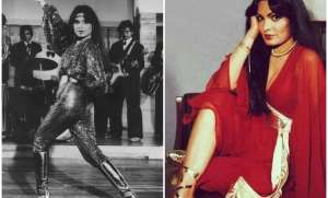 Veteran actress Parveen Babi was one of the talented