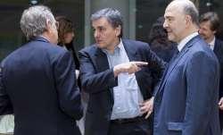 Euro finance ministers seek to conclude Greek bailout saga