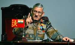 Indian Army Chief Bipin Rawat