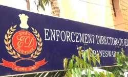 Enforcement Directorate files money laundering case against