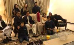 Pakistan's Imran Khan ties knot to 'spiritual adviser' in