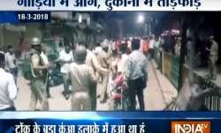 Rajasthan: Communal tension grips Tonk, eight people