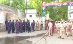 Security has been beefed up in across Jodhpur for verdict