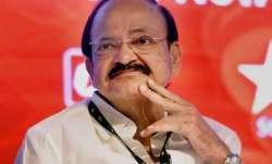 Vice-President and Rajya Sabha Chairman Venkaiah Naidu.