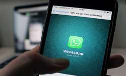 WhatsApp users must be 16 or older to access the app in