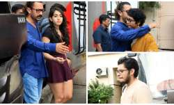 Aamir Khan was recently papped with his entire family and