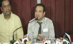 During the press conference, Dr. Khan claimed that the