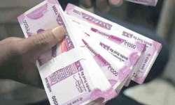 Rupee rises 21 paise.