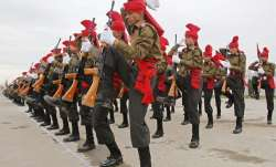 Jammu and Kashmir Light Infantry passing out parade