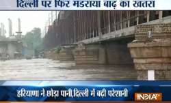 Delhi staring at imminent floods? Yamuna river crosses