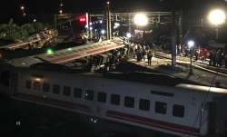 The crash on the popular east coast line on Sunday, which