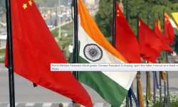 India-China hold delegation level talks