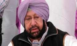 Punjab Chief Minister CaptainAmarinderSingh