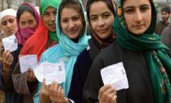 Jammu and Kashmir urban local bodies polls