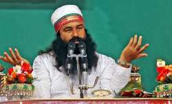 Ram Rahim is serving 20-year jail term for raping two of