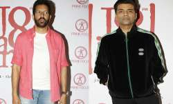 Celebrities like Karan Johar, Kabir Khan, Ashwiny Iyer