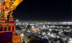 The Kumbh Mela 2019 is being held from January 15 to March