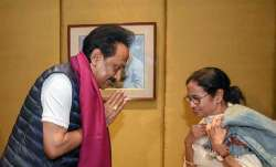 DMK president M K Stalin and West Bengal Chief Minister
