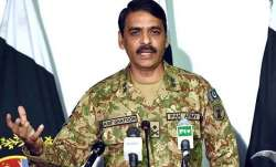 Director General of the Pakistan Army's media wing,