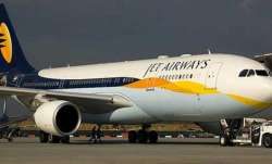 With just of operational fleet, Jet Airways suspends
