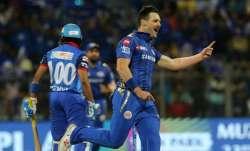 Mumbai Indians vs Delhi Capitals: McClenaghan strikes twice