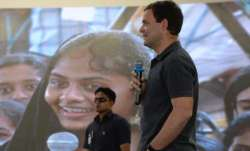 Rahul Gandhi leaves Chennai college girl blushing, crowd