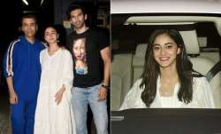 Karan Johar held the special screening for his film Kalank