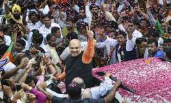 How Amit Shah and his core team executed blue print to
