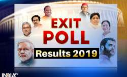 India TV-CNX Exit Poll: Countdown begins for May 23