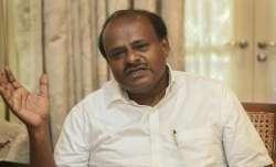 Chief Minister of Karnataka H DKumaraswamy