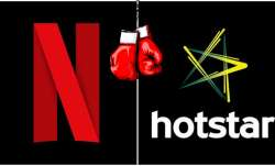 Netflix and Hotstar's hilarious relationship fight drives