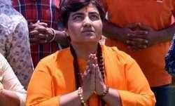 Pragya Thakur has been hitting the headlines ever since she