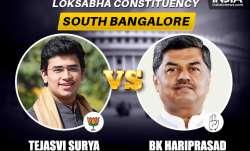 South Bangalore key candidates