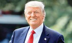 US President Donald Trump's  73rd birthday