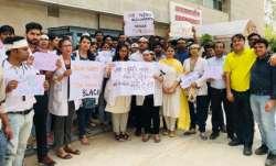 Representational image of doctor's strike