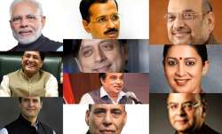 Top 10 most followed Indian politicians on Twitter